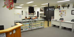 Cooloola Tattoo - Dentists Australia